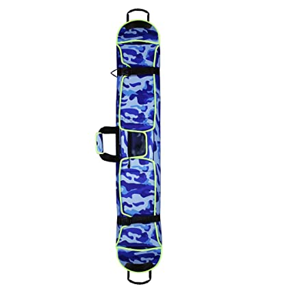 49b060eeae33 MagiDeal Snowboard Cover Waterproof Ski Bag Snowboarding Carry Case ...