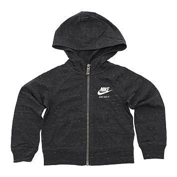 Nike para niñas Gym Vintage – Sudadera para Hombre, Antracita