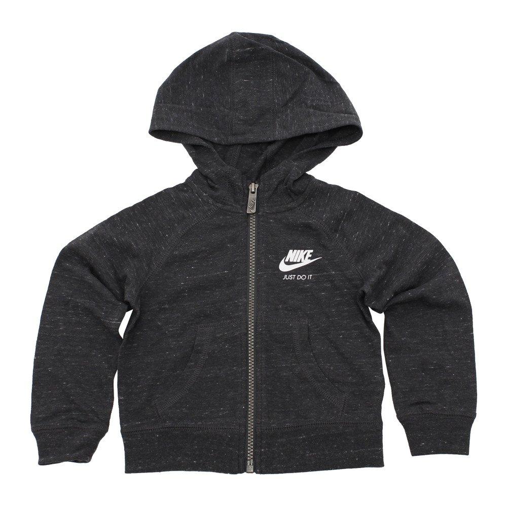 3b2b4993bb9e Amazon.com  Nike Kids Womens Gym Vintage Full Zip Hoodie (Toddler)  Sports    Outdoors
