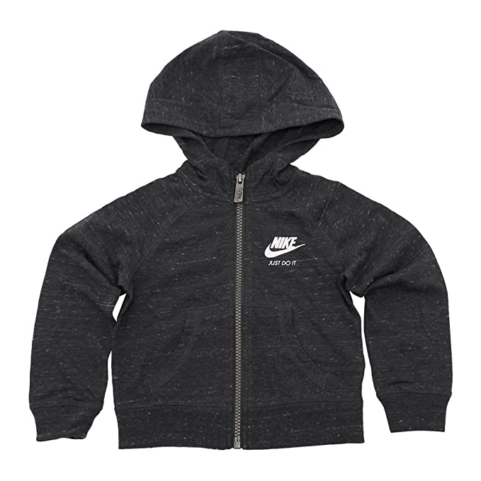 Amazon.com  Nike Kids Womens Gym Vintage Full Zip Hoodie (Toddler)  Sports    Outdoors c80583a59e