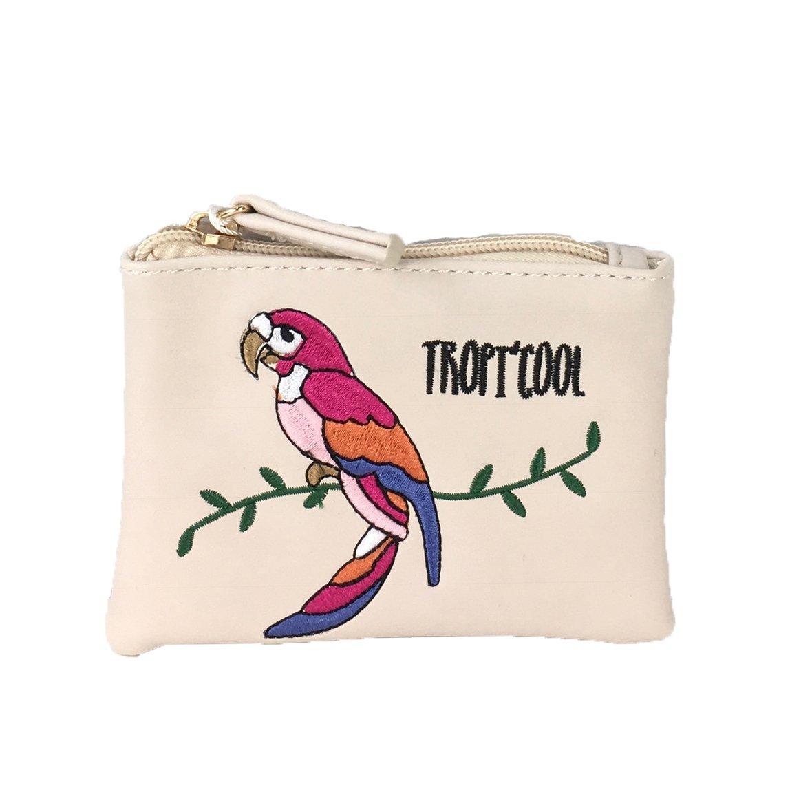 Amazon.com: New Look Tropi cool Parrot – Monedero, Color ...