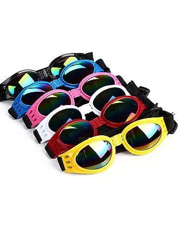 7ef715cc9167 1pc Stylish Fun Pet Sunglasses Shatter-proof Uv Protection Eye Wear  Water-proof Dog