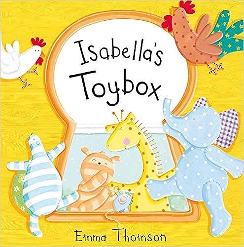 Book Isabella's Toybox