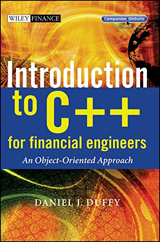Introduction to C++ for Financial Engineers: An Object-Oriented Approach