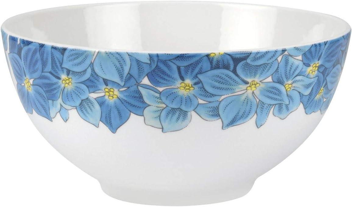 Portmeirion Botanic Blooms Hydrangea Serving Bowl