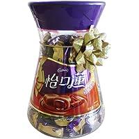 怡口莲经典原味巧克力味夹心太妃糖738g