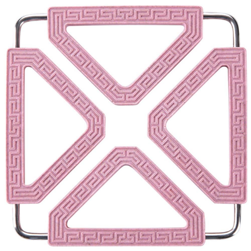 Xiton Faltbare Hitzebeständige Pad Geschirr Ständer Trivet Matte für Pot Antirutsch Pan-Halter-Küche Gadg