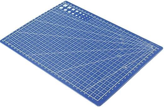 Zonster esteras A4 / 30 * 22cm de Corte de Costura de Doble Cara diseño de la Placa de Grabado Tabla de Cortar Esterilla a Mano Herramientas de Mano 1pc: Amazon.es: Hogar