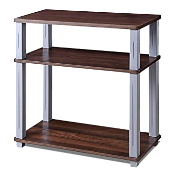 Amazon.com: FDInspiration - Estante de mesa multiusos de 3 ...
