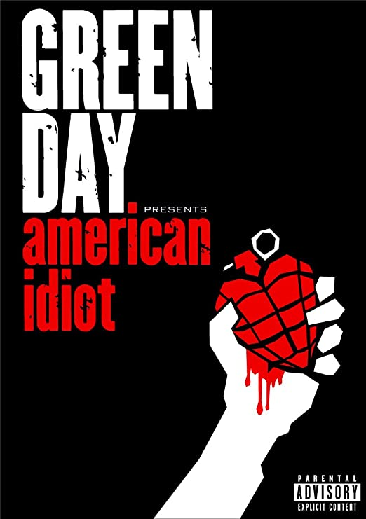 Amazon.com: Carteles Elite 's Green Day American idiota ...