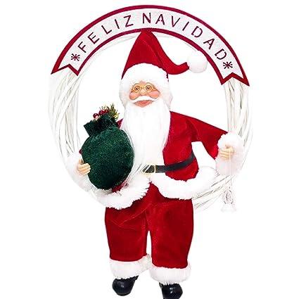 Oggetti Di Natale.Sammoson Giocattolo Di Natale Per Babbo Natale Regalo Di