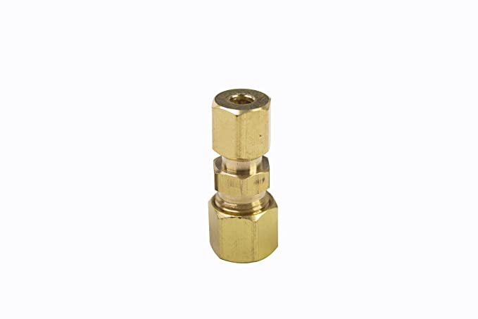 5, 124-3 VIS Brass Hose Barb Fitting Pack of 5 Wye T-fitting 3//16 Barb x 3//16 Barb x 3//16 Barb Y-shaped Tee