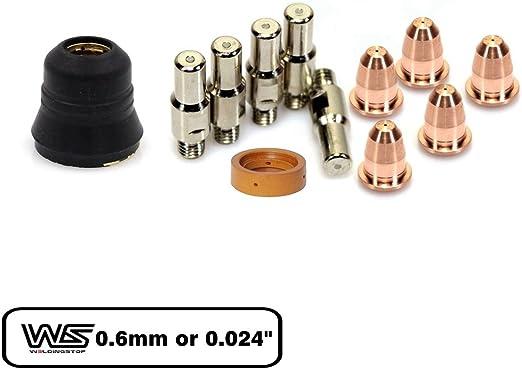 S25//S30// S45 Plasma Electrode Torch Cutter Tip For Trafimet