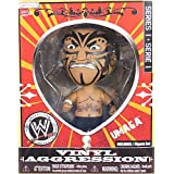 UMAGA VINYL AGGRESSION SERIES 1 WWE JAKKS 3 INCH ACTION FIGURE TOY