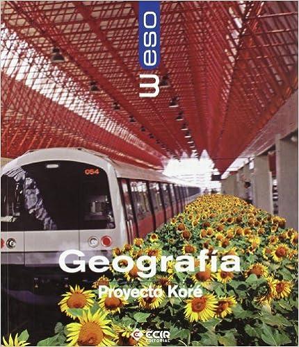 Geografía 3º E.S.O.- P.Koré/2007
