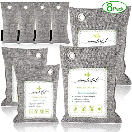 Angbo Activated Bamboo Charcoal