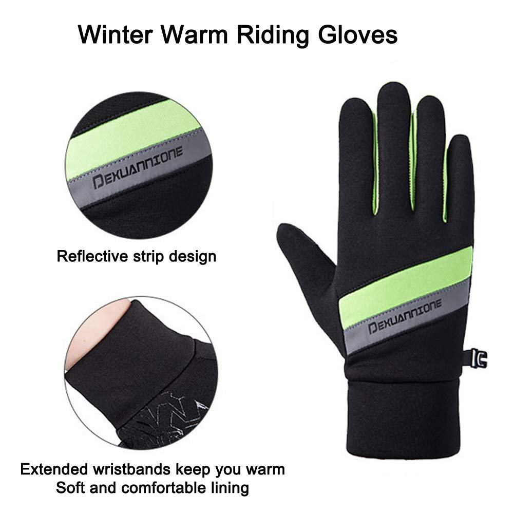 CFTech Ultimate Frisbee Gloves Ice Silk Breathable Cycling Gloves Non-Slip Also for Riding Fitness Training Outdoor Sports Ultimate Grip and Friction to Enhance Your Game