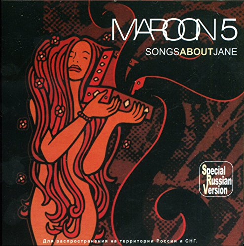 Maroon 5 ‎: Songs About Jane ( import )