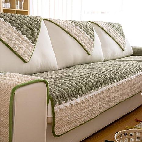 Yijiayun - Funda Protectora para sofá (algodón ...
