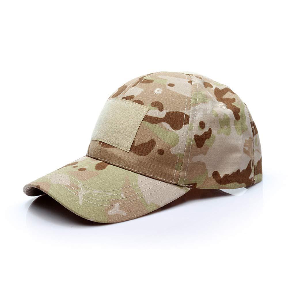 zlhcich Gorra de béisbol al Aire Libre del Ventilador del ejército ...