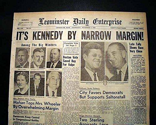 Image result for jfk presidential election 1960