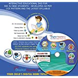 Digital Teacher - Class VII [for SSC (Telugu States) & CBSE Students] CCE pattern - Animated Lessons - 100% Syllabus mapping