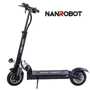 Amazon.com: FEVERUP NANROBOT D5+ Powerful Foldable Electric ...