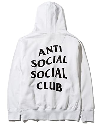 9eaf00a936d8 Mars NY Unisex Women s Men s Antisocial Social Club Kanye West Hoodie  (X-Large