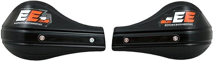 Enduro Engineering Replacement EVO2 Plastic Debris Roost Deflectors Black 51-224
