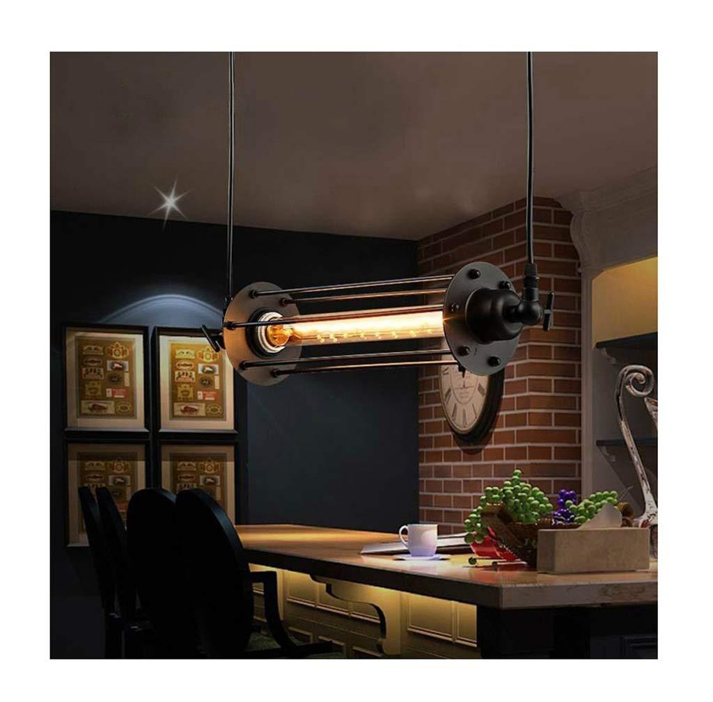 Deckenbeleuchtung Industrielle Vintage Kronleuchter Flöte Pendelleuchte Küche Bar hängenden Kette Deckenleuchte Hänge- & Pendelleuchten