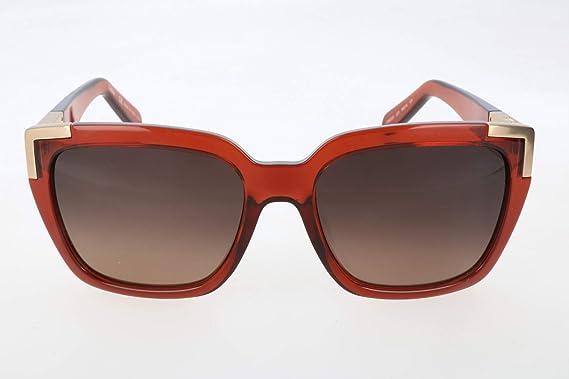 Amazon.com: anteojos de sol Chloe CE 632 S 223 Burnt: Clothing