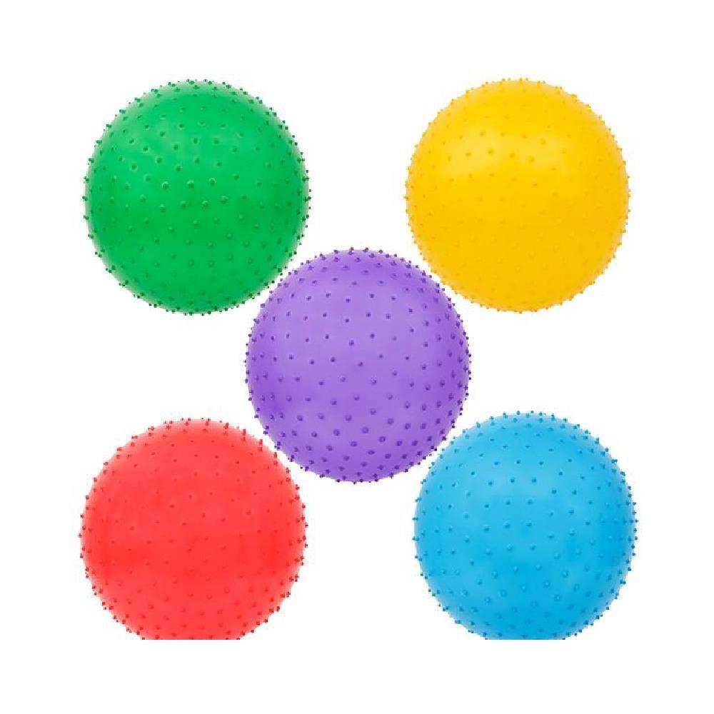 18'' Knobby Ball Deflated (50/Cs) by Bargain World