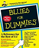 img - for Blues For Dummies by Lonnie Brooks (1998-08-13) book / textbook / text book