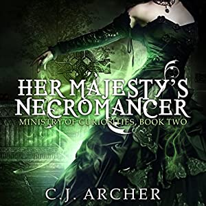 Her Majesty's Necromancer Audiobook