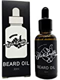 Beard Oil GET SOME™ Scent with Jojoba Oil, Macadamia Oil & Vitamin E - Premium Quality, All Natural, Vegan, Best Beard Oil for Men - Softens Facial Hair & Moustaches, Moisturises Your Skin, Promotes Growth and Gives Your Beard a Slick Finish by Slick Daddy