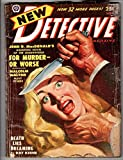 img - for New Detective Magazine (1950, Nov.) book / textbook / text book