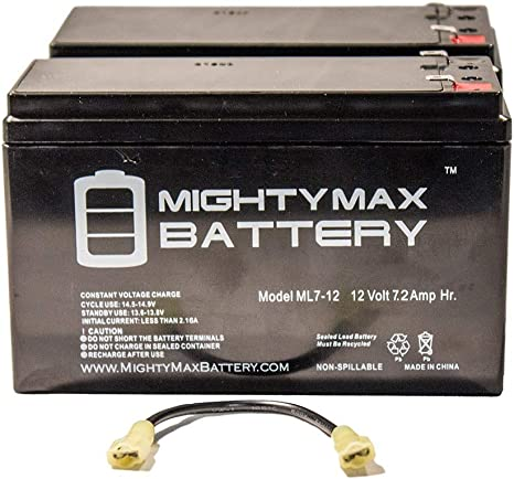 RBC25 UPS Complete Replacement Battery Kit for SU1400RMXL3U