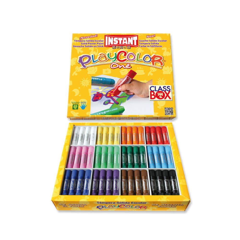 Jack Richeson PlayColor Class Box (Set of 144) by Jack Richeson [並行輸入品]