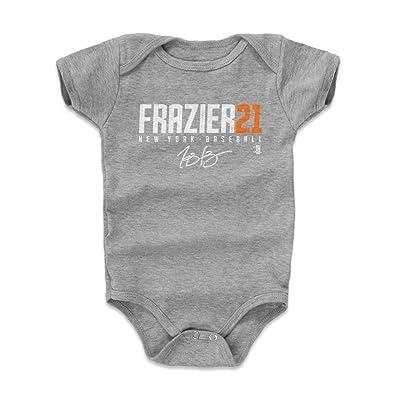 500 LEVEL Todd Frazier Baby Onesie - New York Baseball Baby Clothes - Todd Frazier Frazier21