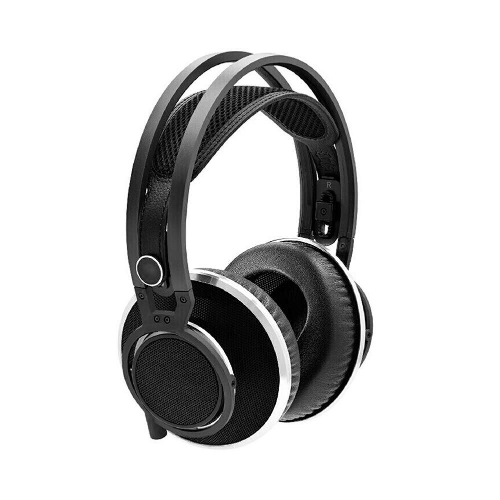 NOCTIC Over Ear Bluetooth Headphones Wireless Headphones, Hi-Fi Sound Deep Bass Headset, Comfortable Protein Earpads, Sound Engineer Listening Headphones for Travel Cellphone PC TV
