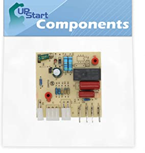 W10366605 Defrost Control Board Replacement for Kenmore/Sears 10651102110 Refrigerator - Compatible with WPW10366605 Control Board - UpStart Components Brand