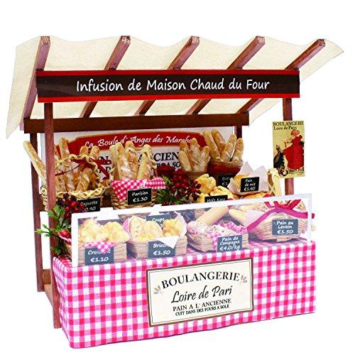 Billy handmade doll house kit Paris Marche kit of