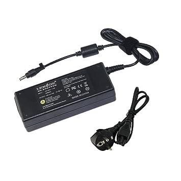 Ukamz Cargador portátil Adapter/Battery Charger For Hp N193 ...