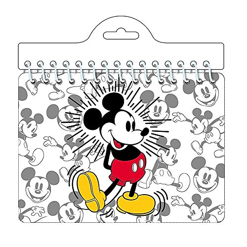Mickey Autograph (Disney Mickey Mouse 'Mickey Standing' Autograph Notebook)