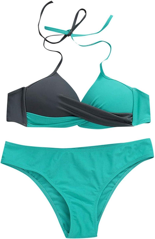 Bademode Frauen 2020 Hohe Taille Plus Size Bademode Bikini