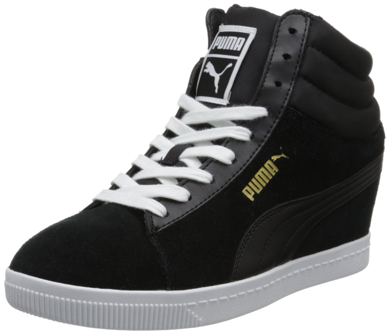 PUMA Women's Classic Wedge Sneaker- Buy