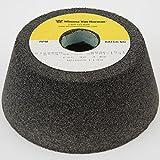 6'' Stone Flywheel Grinding Wheel, Winona Van Norman