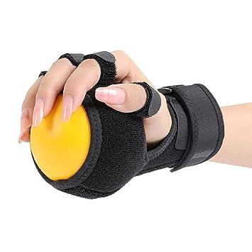 Anti-espasticidad bola férula mano deterioro funcional dedo ...