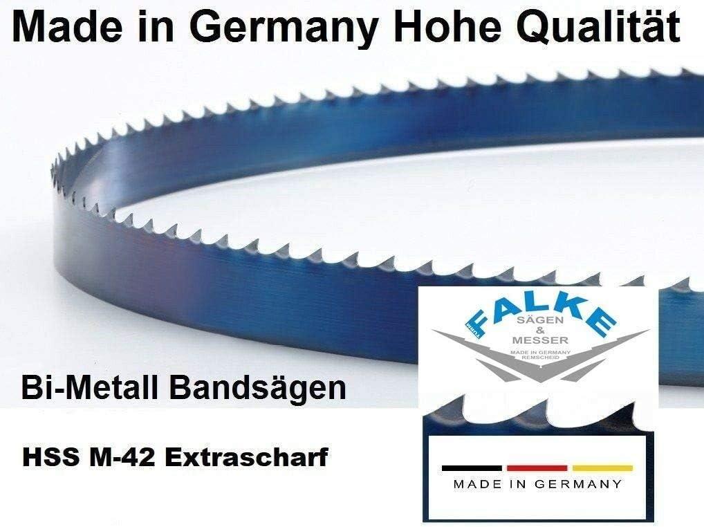 Berg/&Schmid Bandsägeblatt Metall PBS 130 ESC 8-12 3 Stück