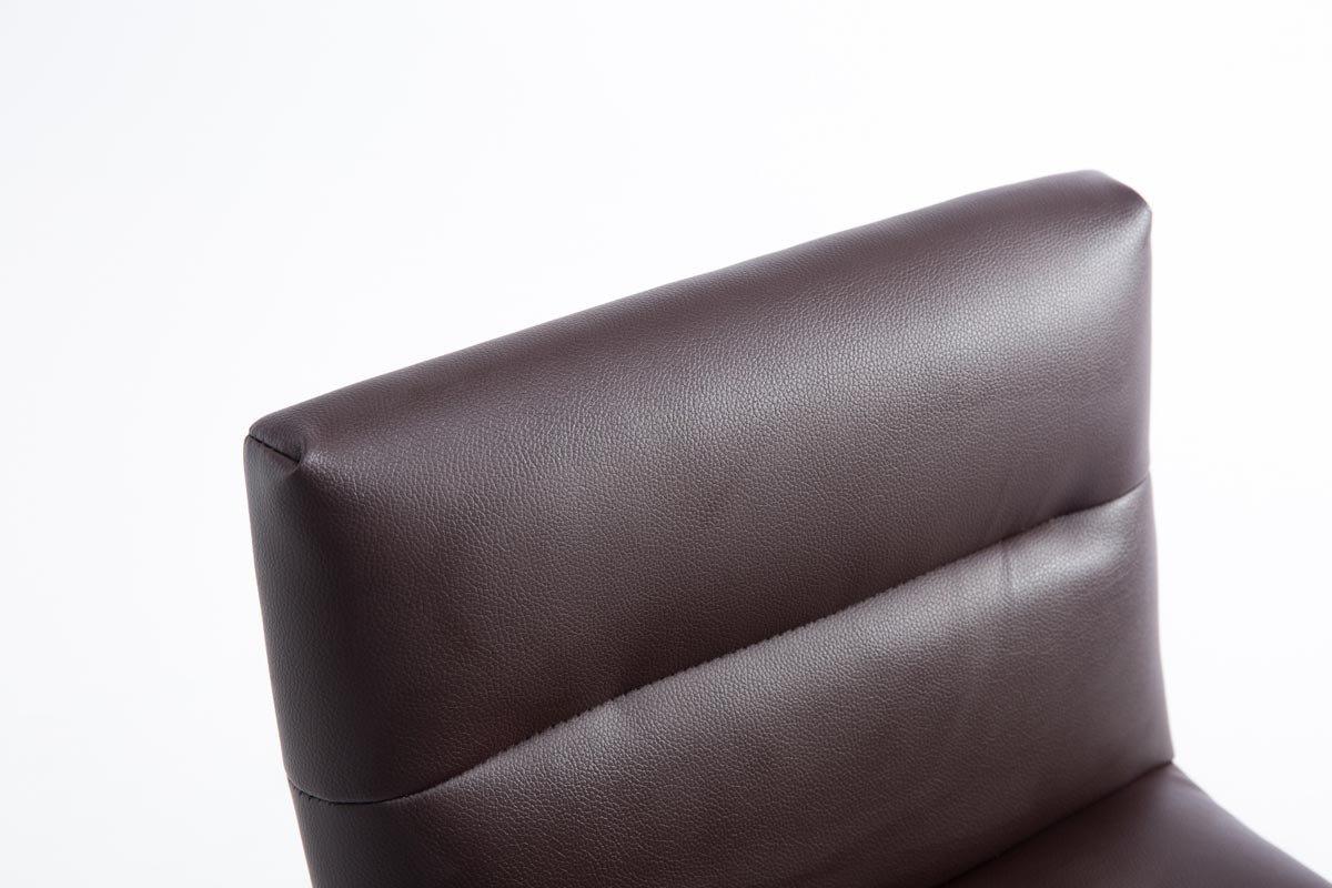Clp sgabello bar limerick in similpelle sedia cucina girevole a